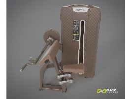 DHZ Fitness Camber Curl