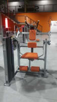 Hammer Strength Abdominal Machine - Top Condition - Transport Possible Throughout Europe