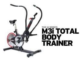 Keiser M3i TOTAL BODY TRAINER - Ganzkörpertraining auf Basis eines Indoor Cycles - direkt vom Hersteller!