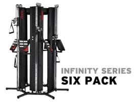 Keiser PERFORMANCE TRAINER SIX PACK - 6-Stationen Turm - direkt vom Hersteller!