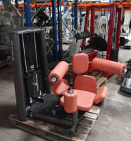 Gym80 Sygnum, twister machine, rotation, black anthracite, used