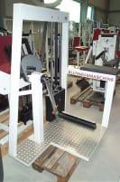 Joschko Gluteus radial / Pomaschine, weiß, gebraucht