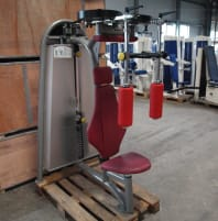Proxomed Compass 530 butterfly and reverse, COMBINATION, medical gym equipment, used - refurbished condition