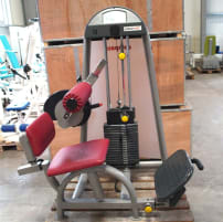 Proxomed Compass 530 back curl, abdominal machine, medical gym equipment, used - refurbished condition
