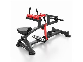 Marbo Sport Free Weight MF-U014 Calf Machine - Plate Loaded