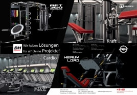 BH FITNESS Fitness Equipment for your Gym