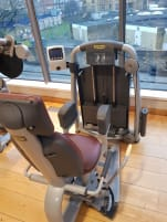 Technogym Selection Line Gym Equipment Package with WellSystem - 24 Machines - Refurbished & New Cushions!