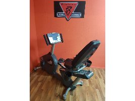 Nautilus Recumbent Bike Commercial Series R916