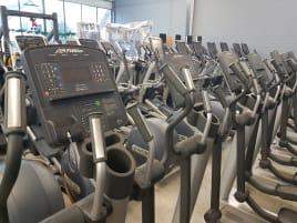 Life Fitness Crosstrainer 95xi Integrity Serie! TOP Zustand! Mit 6 Monaten Garantie!