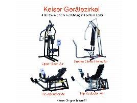 *TOP* Keiser Gym Equipment, Circuits, Air Machines, Strength, Training