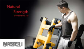 10 Mastersport Natural Strength 2.0 Plate Loaded machines! NEW and only 12900 € NET !!!