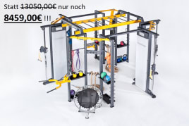 NEW Crosscage - Cross Fitness Training! Functional Training Equipment - directly from the manufacturer, 2 years warranty!!! Top price!! TOP quality!!