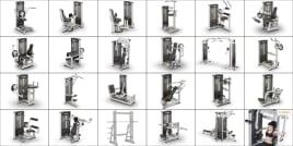 Stellen sie sich Ihr Studio aus über 40 Geräten zusammen! Direkt vom Hersteller mit 2 Jahren Garantie! Top Qualität! BioMotion: Maschinen ab 1925,00€ - Türme ab 2795,00€ - Bänke ab 448,00€ - Ständer ab 295,00€ !!
