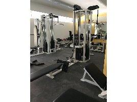 Fitnessstudio zu verpachten (barrierefrei)