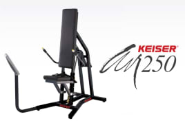 Keiser - AIR250 Triceps - Triceps Machine - directly from the manufacturer!