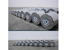 Elbesport Dumbbell Chrome (directly from the manufacturer)