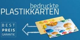 Bedruckte Plastikkarten für RFID Anwendungen - Mifare, Legic, uvm.!