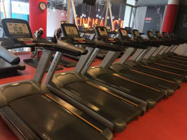 Matrix gym equipment package - 72 machines and benches - checked and cleaned - (100% operative) transport possible!