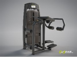 DHZ Fitness GLUTE ISOLATOR Allant - NEW with warranty
