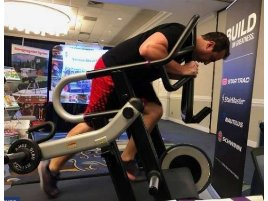Treadmill Hiit Mill X Crossfitness High Intensive New