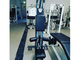 Keiser circuit several benches and Technogym machines