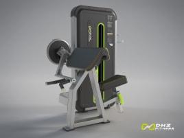 DHZ Fitness PREACHER CURL Evost II - NEU mit Garantie