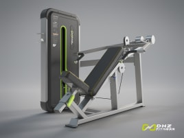 DHZ Fitness INCLINE PRESS Evost II - NEUGERÄT mit Garantie