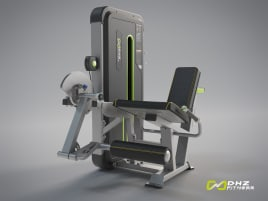 DHZ Fitness LEG EXTENSION Evost II - NEW with manufacturer's warranty