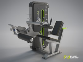 DHZ Fitness SEATED LEG CURL Evost II - NEW with warranty