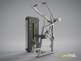 DHZ Fitness PULLDOWN Evost II - Leg Curl Lying