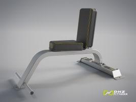 DHZ Fitness Evost II SEATED BENCH - hohe Qualität und trotzdem preisgünstig!