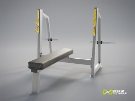 DHZ Fitness - OLYMPIC BENCH Evost II Series - directly from the manufacturer