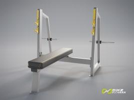 DHZ Fitness - OLYMPIC BENCH aus der Evost II Serie - direkt vom Hersteller