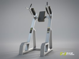 DHZ Fitness VERTICAL KNESS UP DIP Evost II Series - new, with manufacturer's warranty