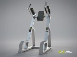 DHZ Fitness VERTICAL KNESS UP DIP Evost II Serie - neu, mit Herstellergarantie