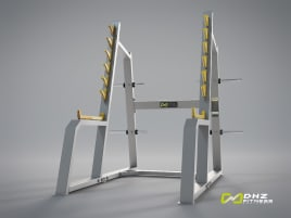 DHZ Fitness Evost II SQUAT RACK - new, directly from the manufacturer