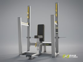 DHZ Fitness OLYMPIC SEATED BENCH Evost II - top quality, directly from the manufacturer