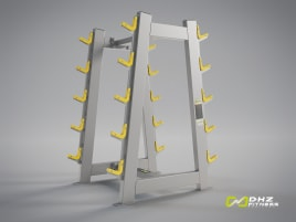 DHZ Fitness BARBELL RACK Evost II - directly from the manufacturer