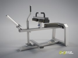 DHZ Fitness SEATED CALF - Calf Machine directly from the manufacturer