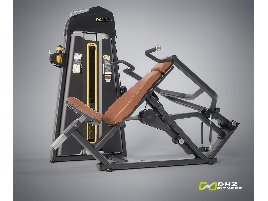 DHZ Fitness POWER STATION SHOULDER PRESS Evost I - Schulterpresse direkt vom Hersteller