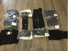 EMS training suits amplitrain - new and used