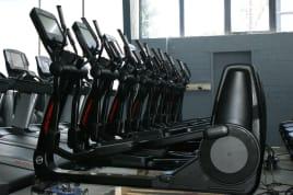 Life Fitness Crosstrainer 95x Elevation Serie mit Discover Console! TOP Zustand! Mit 6 Monaten Garantie!