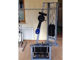 Multi Hip Machine gym80 - new and used