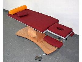 Behandlungs- und Massageliege der Marke HNG90 - neu und gebraucht