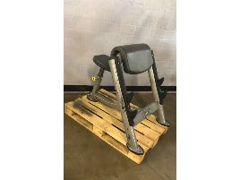 Preacher Curl Bench Hoist - new and used