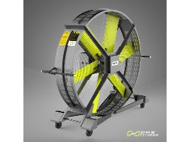 DHZ Fitness - Rollable stand fan