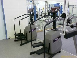 Stepper Life Fitness - new and used