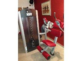 Bauchmuskelmaschine der Marke Life Fitness - neu und gebraucht