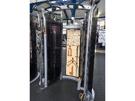 Crossover Matrix Fitness - new and used