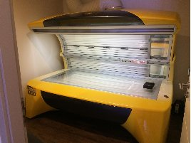 Solarium megaSun - new and used